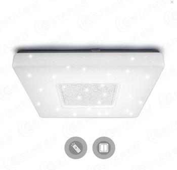W Lampe 18 En Plafond Intérieur Chasseur Dimmable Pour Télécommande Lumières Ventilateur Buy Lustre rideau Led De Cristal Décoration SqUzMpVG
