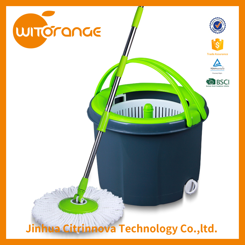 Witorange Wholesale New Design Magic small 360 rotating deluxe Microfiber mop
