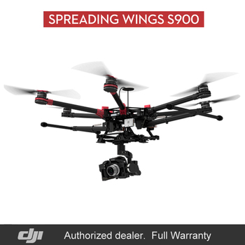 Dji S900 Hexacopter Frame Drone With A2 Flight Controllers And ...