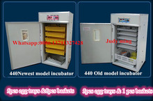 New design 400 eggs full automatic Chicken Egg Incubator For Sale In Tanzania