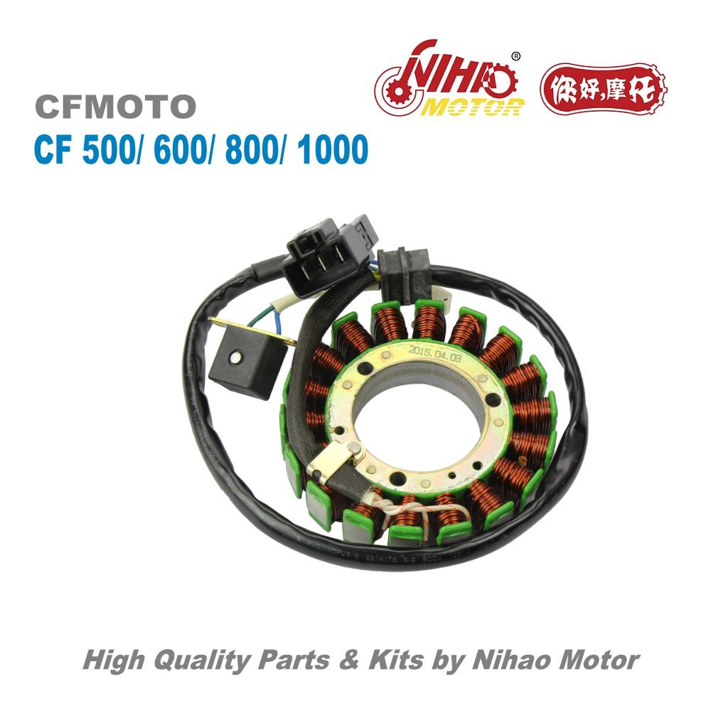 Stator Magneto Coil 18 Poles 12V Coil For CFMOTO CF500 500CC X5 ATV QUAD CF188 T