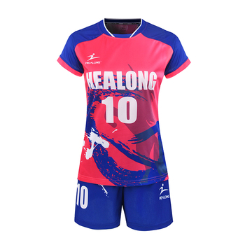 Design Your Own Cheap Sublimation Women Beach Volleyball Uniform ... e846989a13
