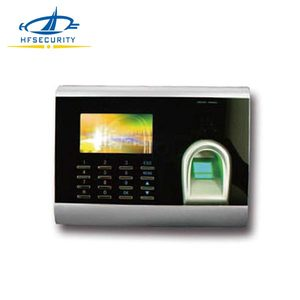 HF-bio300 Low Price TCP IP Communication Time and Attendance Recorder with Keyboard