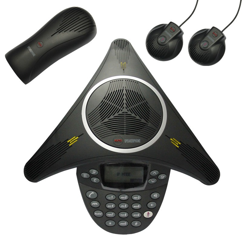 KATO unique design desktop setting video conference omnidirectional microphone China microphone