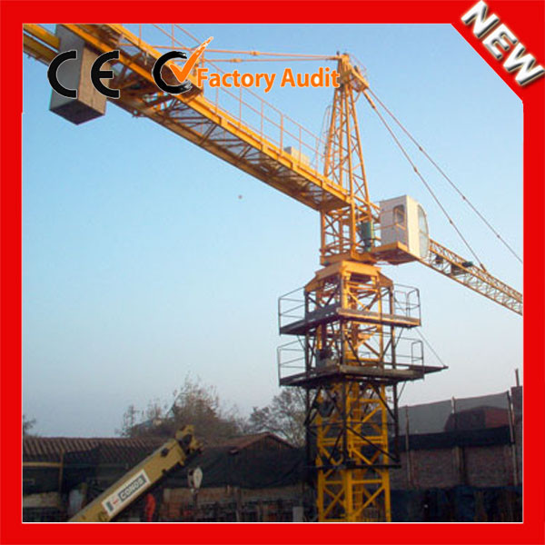 Hot sale mini tower crane spare parts for QTZ160 construction tower crane in india
