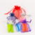 Colorful Drawstring Organza Bags/ Organza Mini Bag