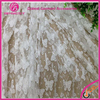 Flower Embroidered Organza Fabric For Garments