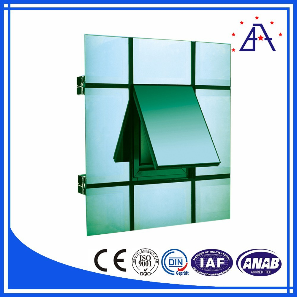 Brilliance Wholesale aluminum curtain wall rail