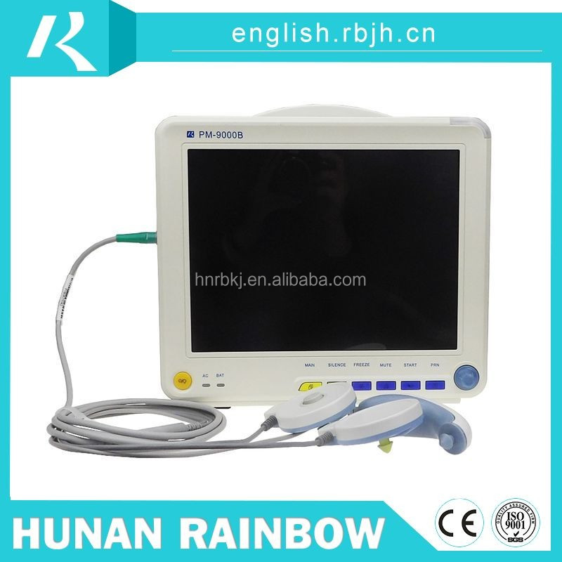 New style export quality best selling ital. sign fetal monitor