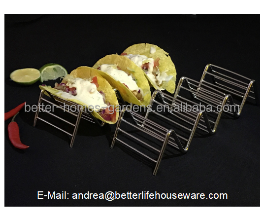 304 Stainless Steel Taco HolderHot Dog HolderPack Of 2 - Buy Taco HolderHot Dog Holder Product on Alibaba.com & 304 Stainless Steel Taco HolderHot Dog HolderPack Of 2 - Buy Taco ...