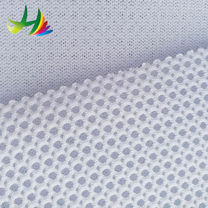 3d spacer mesh fabric of mattress cover polyester breathable knit