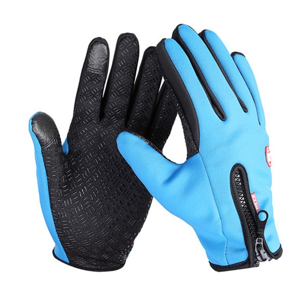 Hot selling professional bicycle gloves , cycling windproof warm winter gloves