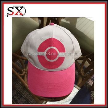 Fashion Cosplay Mobile game Pokemon Go hat Team Valor Team Mystic Team  Instinct snapback baseball Cap ef5622da5452