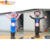 Realistic inflatable sky dancers for decor type inflatable grandma and grandpa dancers/inflatable old couples wavers