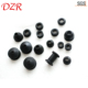 Hot new design high quality small silicone automotive solid oval rubber grommets