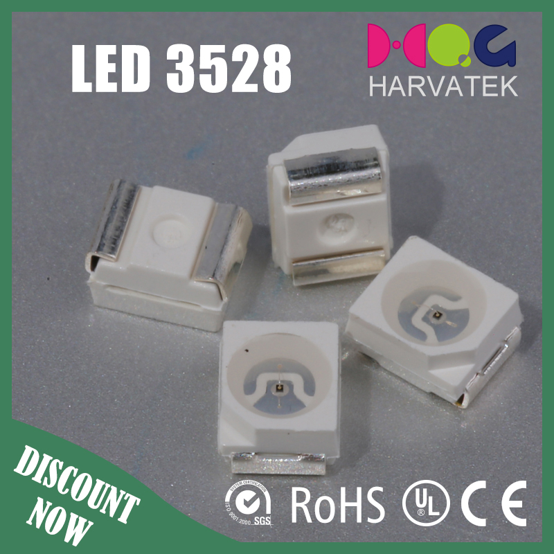 30mA 1.9mm thick surface mount factory price ultra bright 3528 1210 led chip