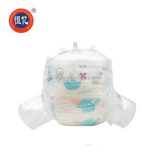 China Manufacture S/M/L/XL Sizes Disposable baby age group baby nappy