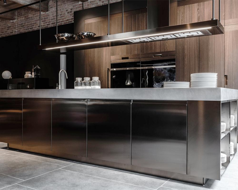 Aluminium Kitchen Design In Pakistan