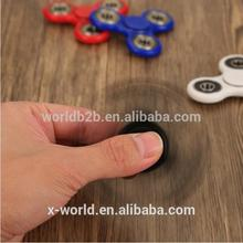 Hot products to sell online rainbow handspinner hand gyro fidget game spinner