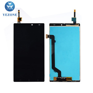 High Quality OEM LCD Replacement For Lenovo K4 Note A7010 LCD Touch Screen With Digitizer Assembly