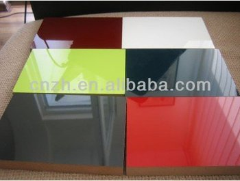 UV Mdf Board High Glossy Uv Painting Mdf Board/mdf Kitchen Cabinet/wardrobes