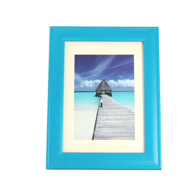 Made in China colorful mdf square picture frame 65