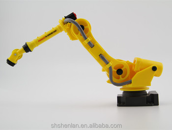 Fanuc Industrial Robot Model Arm In Scale 1:4 - Buy Industrial Robot  Model,Abs Models,Robot Model Arm In Scale Product on Alibaba com