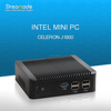 China factory price heat radiating win7 mini pc