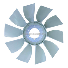 Mini plastic radiator fan blade fan blade R210 6Holes 10 Wings
