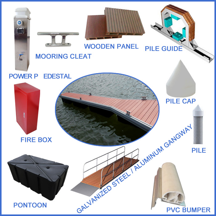 durable marine aluminium structure floating dock floating pontoon durable marine aluminium structure floating dock floating pontoon