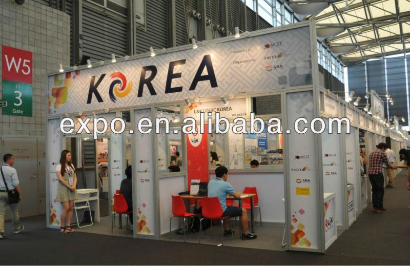 Exhibition Booth In Spanish : Pabellón país contratistas de stand exposición stands