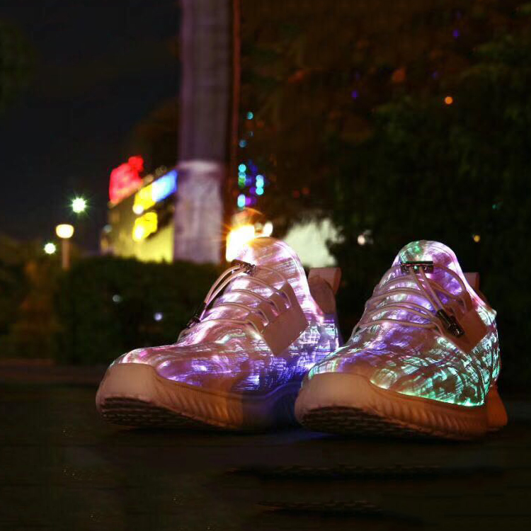 Led Made OEM Customize adult Up Shoe Factory China Light Flashing ZwaYPnq