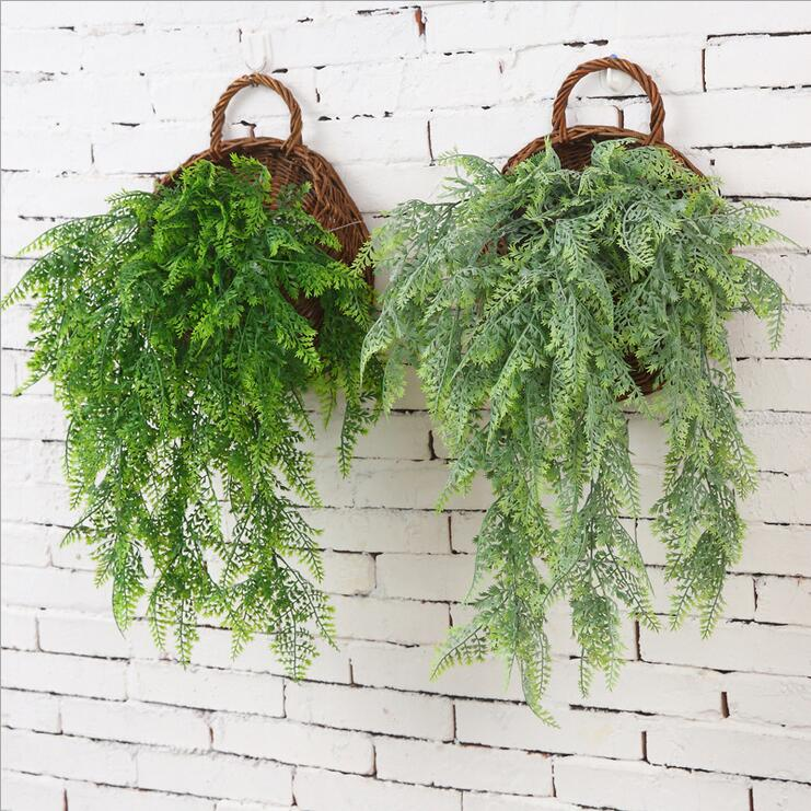 wedding party wall hanging decoration artificial air plants garden fence outdoor wall plants