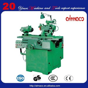 ALMACO high precision universal tool and cutter grinder