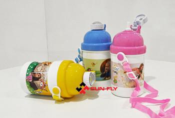 Sf Kids Water Box Health Drinking Bpa Free Custom Kids Water Bottles With Straw Wholesale Plastic Drinking Water Bottle Buy Plastic Drinking Water