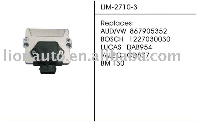 ignition module LIM-2710-3 for OEM:867905352