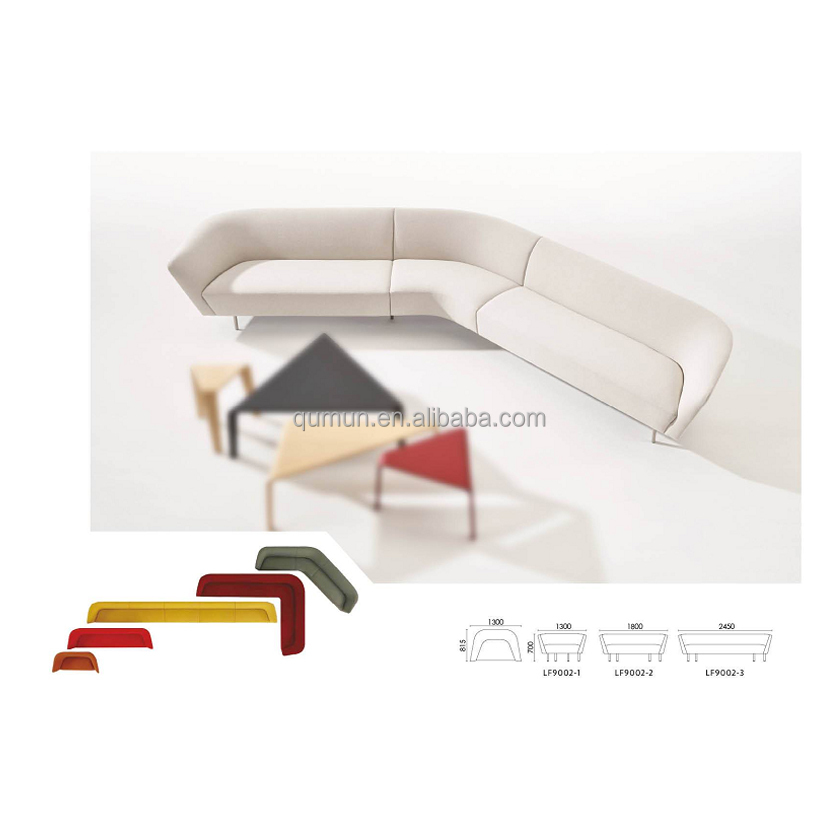 New Design Hot Sale Office Furniture Modular Sofa Upholstery Seating Made in China