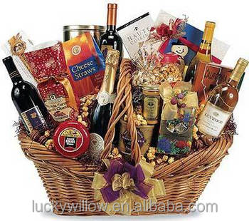 unique christmas gifts basket for young women