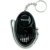 130db emergency anti rape personal alarm led bottle opener keychain