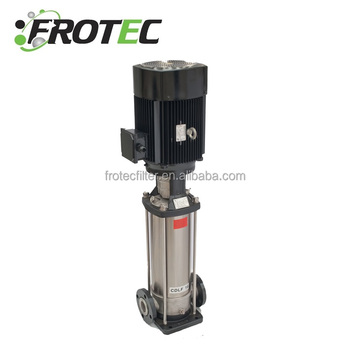 Stainless Steel Centrifugal Pump/Vertical Multistage Centrifugal Pump
