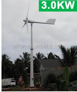 No noise 2kw 3KW 5kw China wind turbine manufactures wind generation ,aerogenerator for home farm