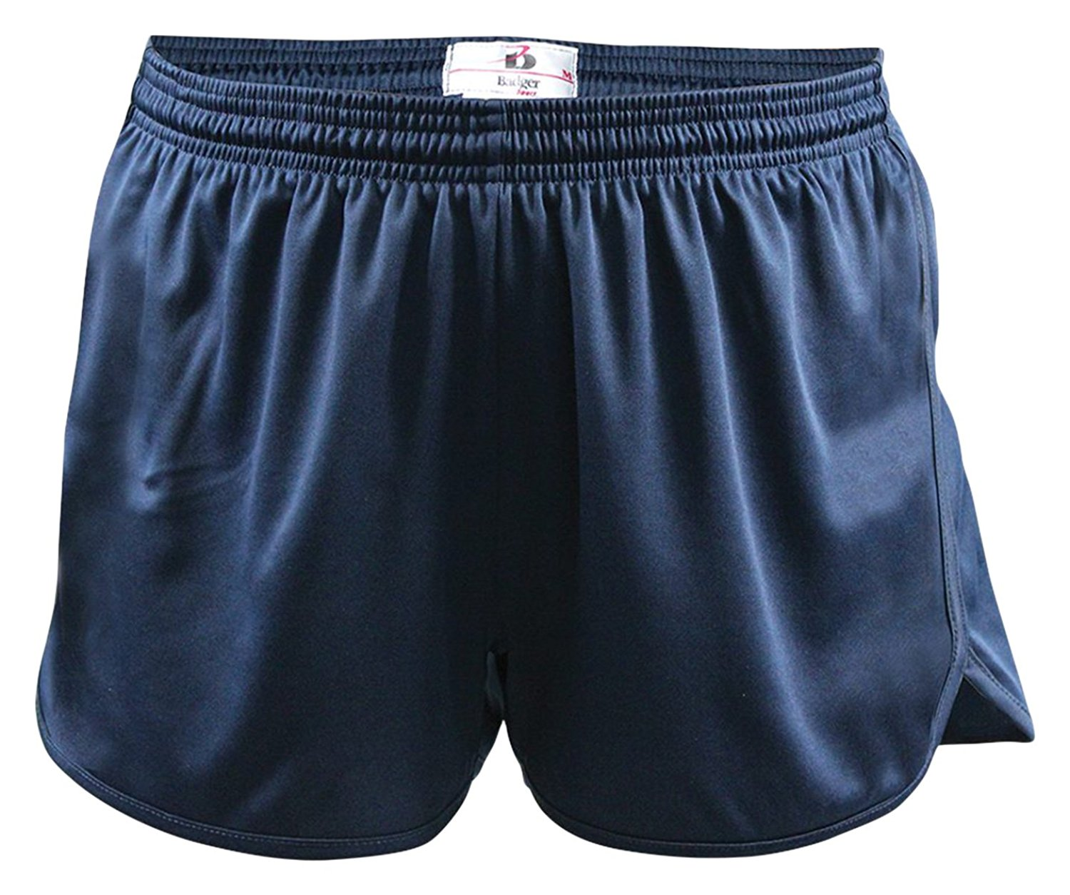 Badger Big Boys Aero Elastic Waistband Shorts X-Small Royal//White