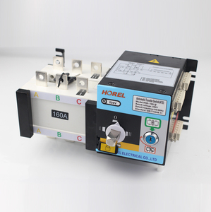 200 amp automatic transfer switch single phase changeover switch