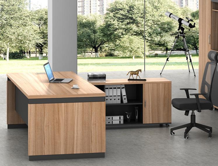 Neueste Moderne L Form Executive Holz Burotische Design Buy