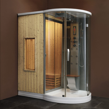 Steam Bath Cabin With Sauna For Home Room Kits