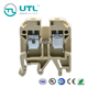 UTL JUT2-10 SAK 10EN Type Wire Connector Terminal Weidmuller Terminal Blocks Screw Type