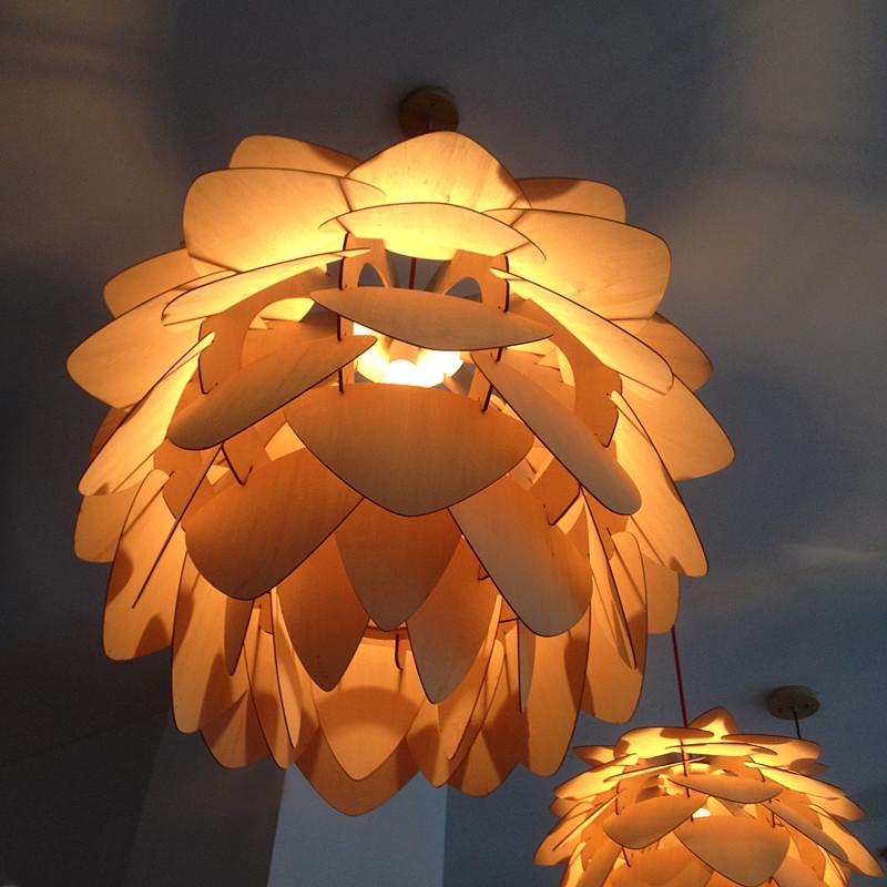 designer lampe krim tannenzapfen moderne holz kronleuchter kronleuchter produkt id 1748800096. Black Bedroom Furniture Sets. Home Design Ideas