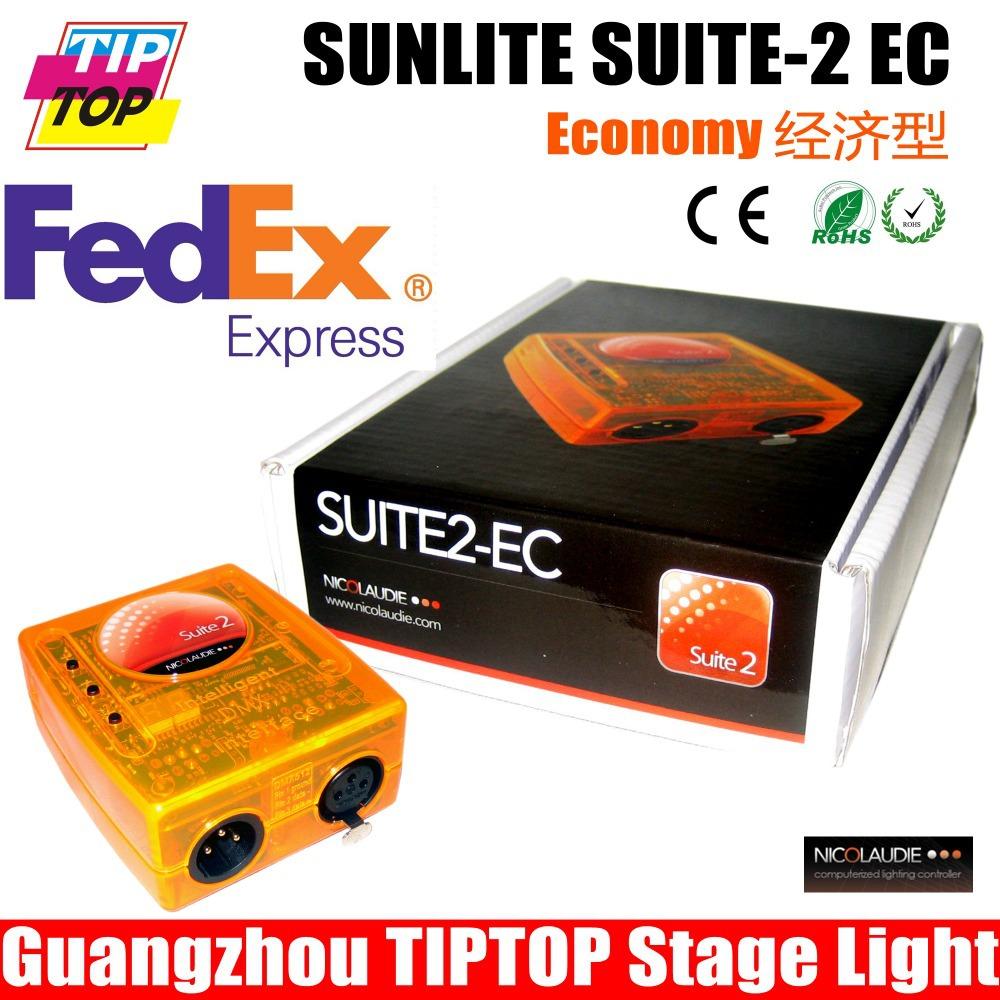 free shipping 1pcs sunlite suite 2 economy stage lighting. Black Bedroom Furniture Sets. Home Design Ideas