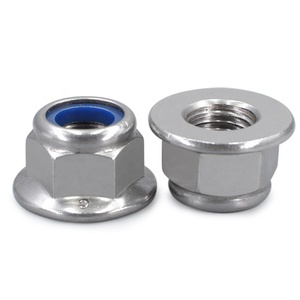A2-70 M30 Flange Nylon Lock Nut