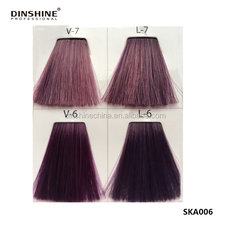Color Design Ice Cream Hair Color Chart For Salon Buy Hair Color